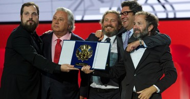 """Premio """"mágico"""" en el Palmarés de San Sebastián"""