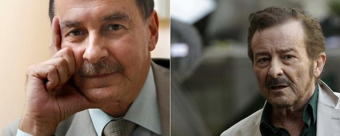 Fernando Lara y Juan Diego, Espigas de Honor de la 60 Seminci