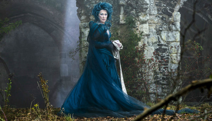 Meryl Streep, en 'Into the woods'