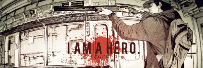 'I am a hero', de Shinsuke Sato (2015)