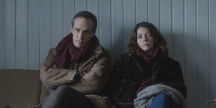 Nora Navas y Francesc Garrido, en 'La adopción'