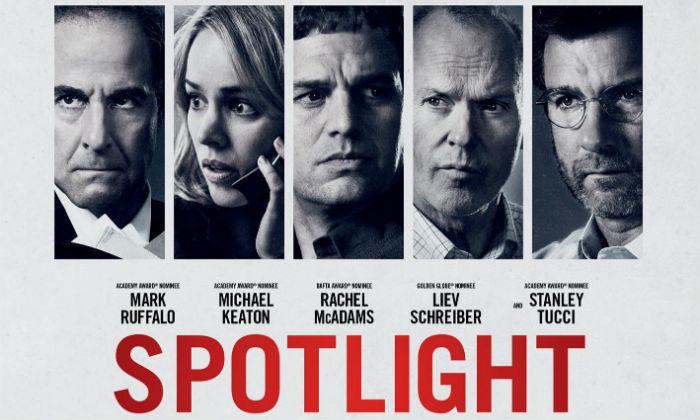 'Spotlight', en Histerias de Cine