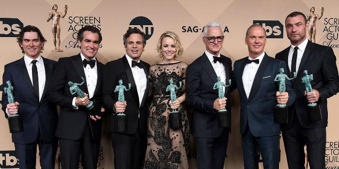 'Spotlight', Mejor Reparto en los 22 Premios del Sindicato de Actores SAG (2016)
