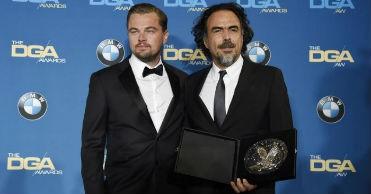 Alejandro González Iñárritu, Mejor Director del año 2015 por 'The Revenant', según los 68 DGA