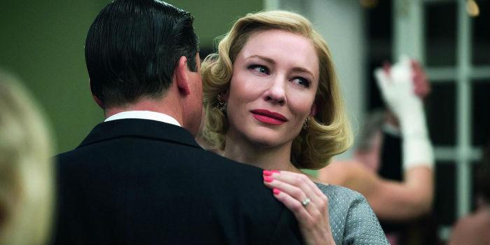 Cate Blanchett, en 'Carol'