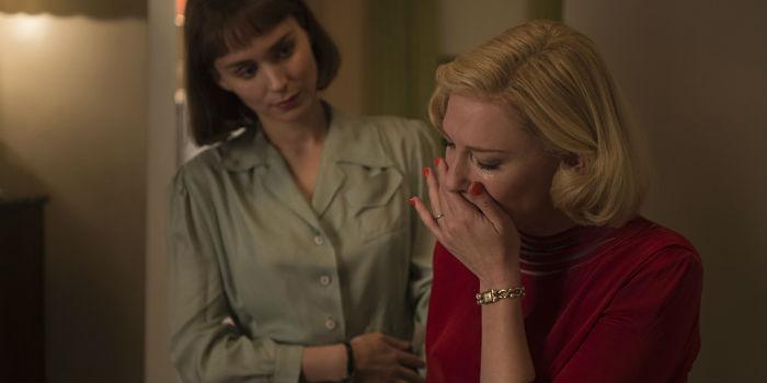 Rooney Mara y Cate Blanchett, en 'Carol'