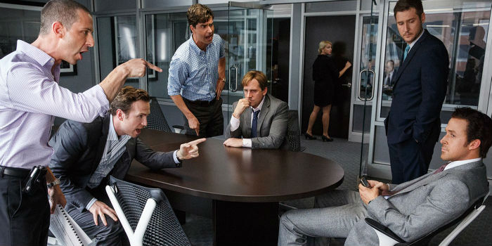 El reparto de 'The Big Short' (La gran apuesta)