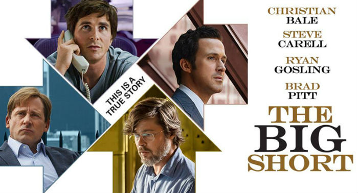 'The Big Short' (La gran apuesta), en Histerias de Cine