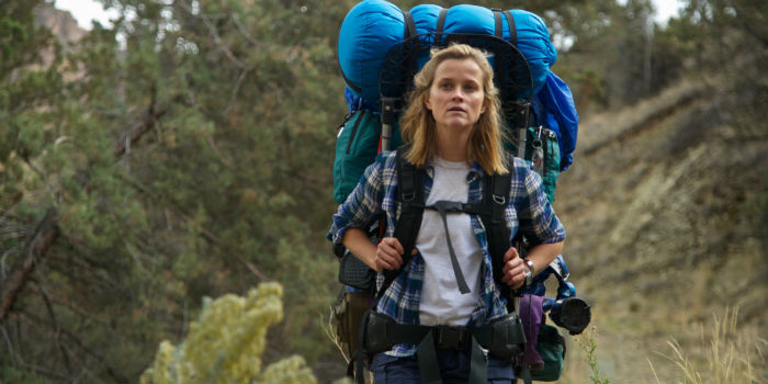Reese Witherspoon, en 'Wild' (Alma salvaje)