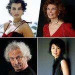 Sophia Loren 83 Rafael lvarez El Brujo 67 Maggie Cheunghellip