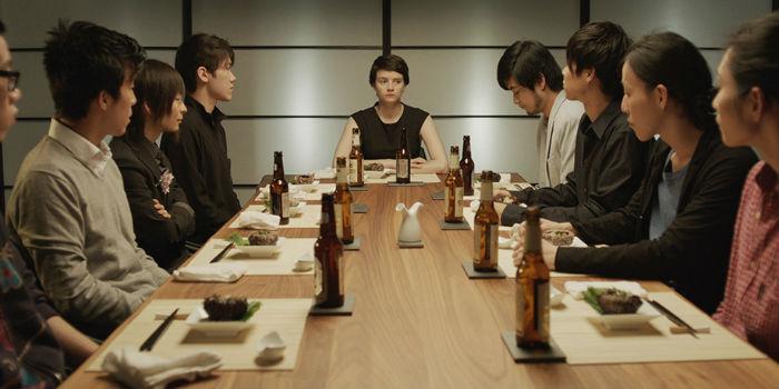 Pauline Etienne, en Tokyo Fiancée (Romance en Tokio)