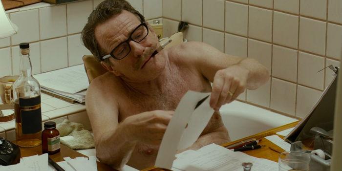 Bryan Cranston, en 'Trumbo: La lista negra de Hollywood'