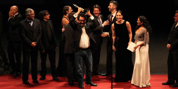 Palmarés de los 58 Premios Ariel (2016), en Histerias de Cine