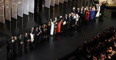 69 Festival de Cannes (2016): Palmarés