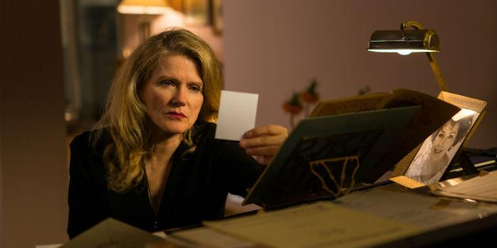 Barbara Sukowa, en 'Die abhandene Welt' (The Misplaced World / El mundo abandonado)