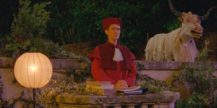 As Mil e Uma Noites: Volume 2, O Desolado (Las mil y una noches: Vol.2, El desolado), en Histerias de Cine