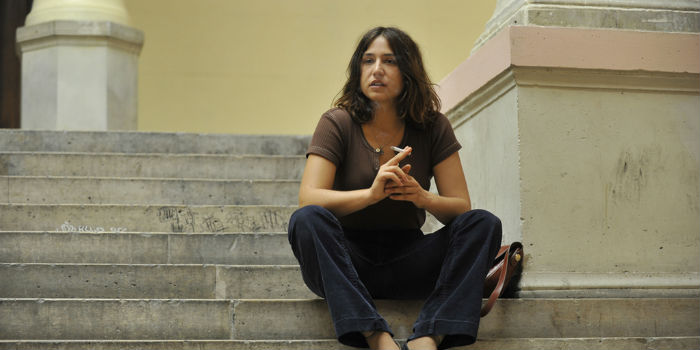 Izïa Higelin, en 'La belle saison' (Un amor de verano)