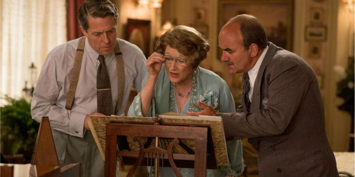 Hugh Grant y Meryl Streep, en 'Florence Foster Jenkins'