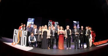 61 Seminci (2016): Palmarés