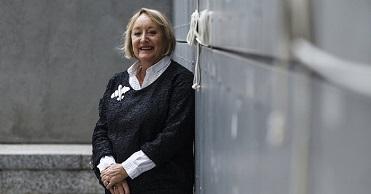 Yvonne Blake, elegida presidenta de la Academia
