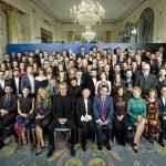 Foto de familia de los nominados a los Premios Goyahellip
