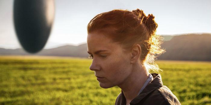 Amy Adams, en 'Arrival' (La llegada), en Histerias de Cine