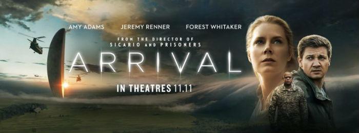 'Arrival' (La llegada), en Histerias de Cine