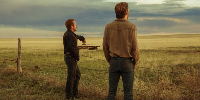 Ben Foster y Chris Pine, en 'Hell or High Water' (Comanchería), en Histerias de Cine