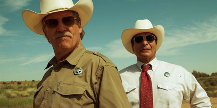 Jeff Bridges, en 'Hell or High Water' (Comanchería), en Histerias de Cine