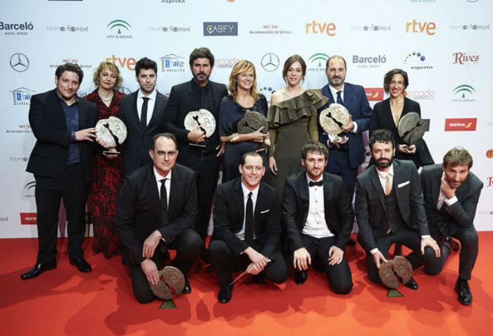 22 Premios Forqué (2017): Palmarés, en Histerias de Cine