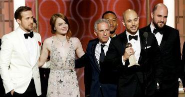 74 Globos de Oro (2017): Palmarés, en Histerias de Cine