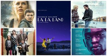 Premios BAFTA 2017: Nominaciones, en Histerias de Cine