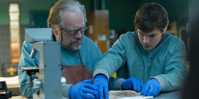The Autopsy of Jane Doe (La autopsia de Jane Doe), en Histerias de Cine