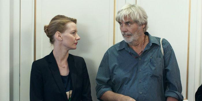 Sandra Hüller y Peter Simonischek, en 'Toni Erdmann', en Histerias de Cine