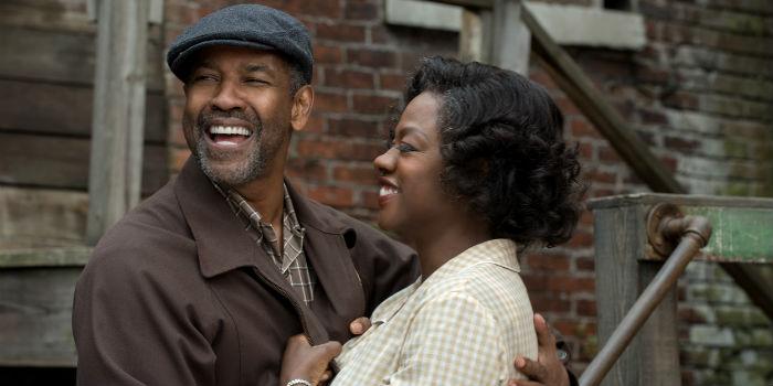 Denzel Washington y Viola Davis, en 'Fences', en Histerias de Cine