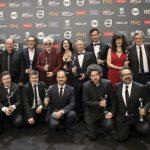 Premiados en los IV premiosplatino entregados el pasado sbado Premioshellip