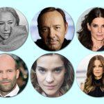 Helen Mirren 72 Kevin Spacey 58 Sandra Bullock 53 Jasonhellip