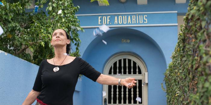 Sonia Braga, en 'Aquarius' (Doña Clara), en Histerias de Cine