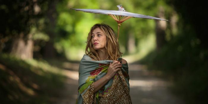 Valeria Bruni Tedeschi, en 'La pazza gioia' (Locas de alegría), en Histerias de Cine