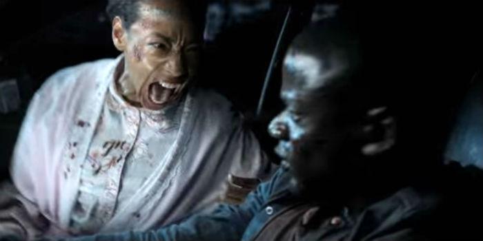 Daniel Kaluuya, en 'Get Out' (Déjame salir), en Histerias de Cine