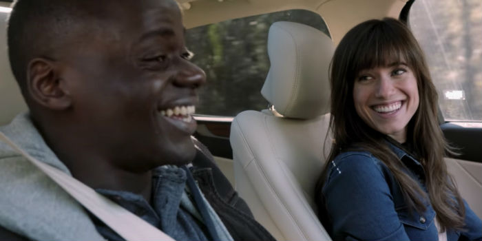 Daniel Kaluuya y Allison Williams, en 'Get Out' (Déjame salir), en Histerias de Cine