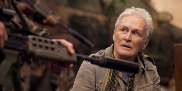 Glenn Close, en 'The Girl With All the Gifts', en Histerias de Cine