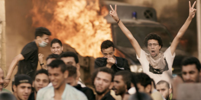 'Eshtebak' (Clash), en Histerias de Cine