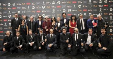 Palmarés de los IV Premios Platino (2017), en Histerias de Cine