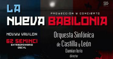 62 Seminci (2017): La Oscyl pondrá música a 'La nueva Babilonia'