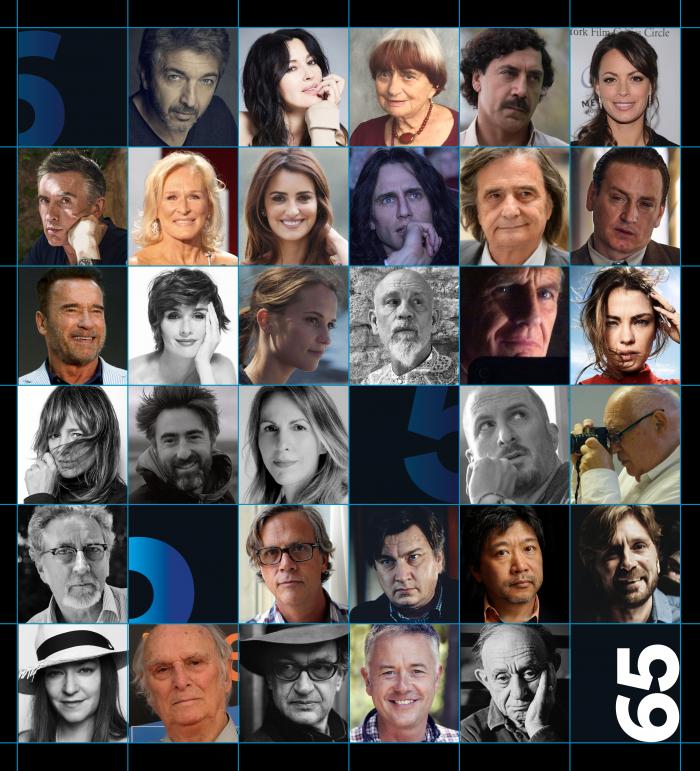 65 Festival de Cine de San Sebastián (2017): Monica Bellucci, Ricardo Darín y Agnès Varda recibirán los Premios Donostia de la 65 edición