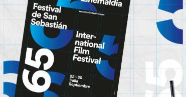 65 Festival de Cine de San Sebastián (2017): Los conceptos de corte y montaje protagonizan la imagen de la 65 edición