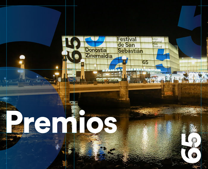 65 Festival de Cine de San Sebastián (2017): Palmarés