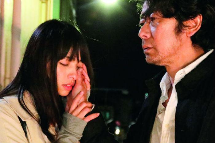 Ayame Misaki y Mantarô Koichi, en 'Hikari' (Radiance / Hacia la luz), en Histerias de Cine