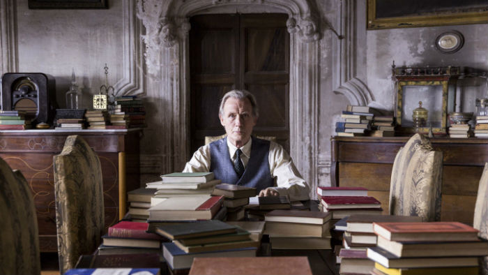 Bill Nighy, en 'The Bookshop' (La librería), en Histerias de Cine